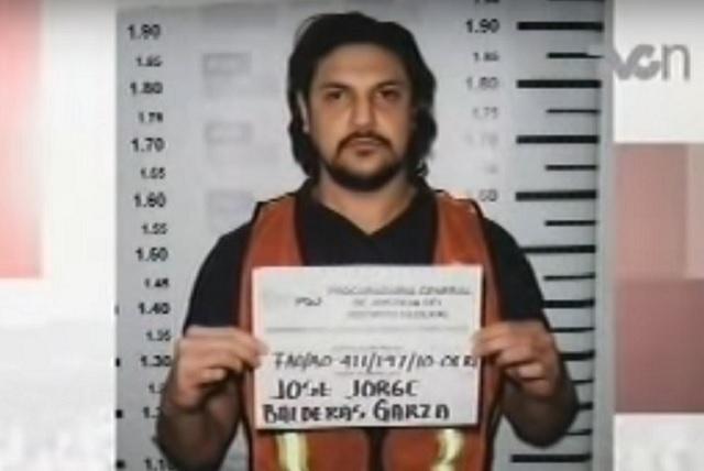 Le dan 20 años de cárcel a El JJ, el sujeto que le disparó a Salvador Cabañas