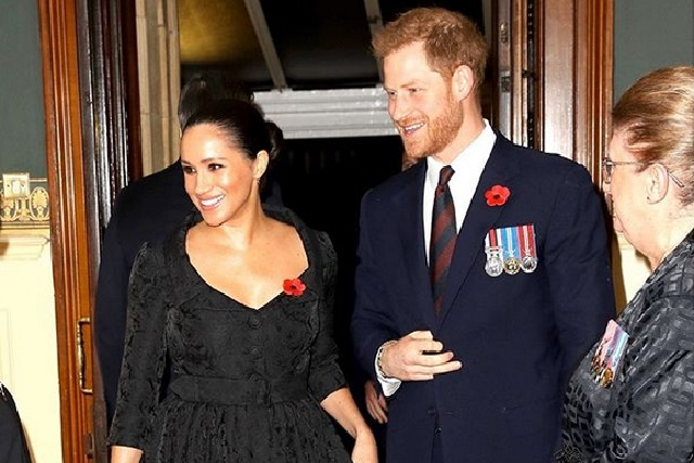 Foto / Instagram The Duke and Duchess of Sussex