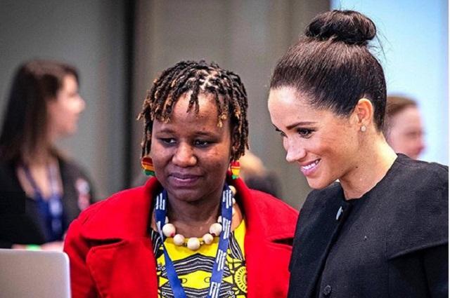 Meghan Markle renunció a millonarios outfits tras su salida de la familia real
