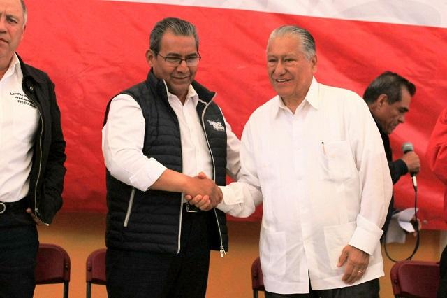 Apoyar a Merino, obligación moral y política: Melquiades Morales