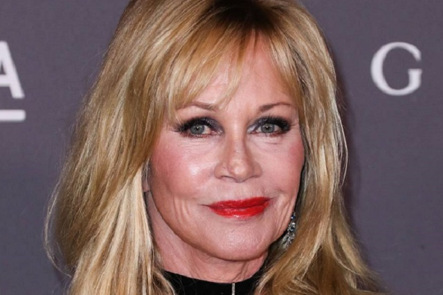 Melanie Griffith luce ¡irreconocible!