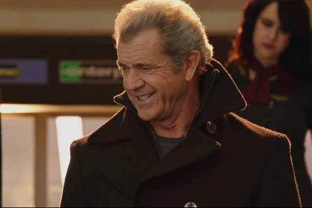 Mel Gibson, el duro suegro  que llega en Navidad en Guerra de Papás 2