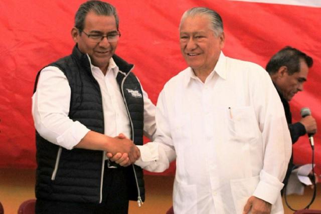 Melquiades Morales confía en el regreso del PRI a la gubernatura