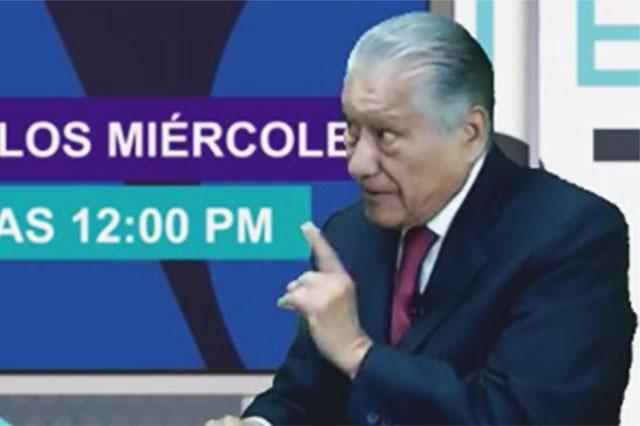 Barbosa puede ser un buen gobernador: Melquiades Morales