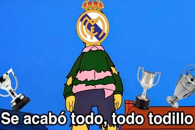 Ajax elimina al Real Madrid de la Champions y desata la lluvia de memes