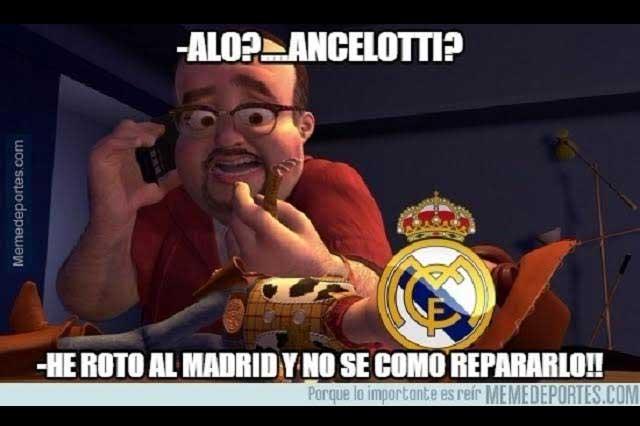 Barcelona humilla al Real Madrid y los memes los rematan