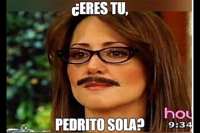 Con memes candidatean a Andrea Legarreta al Nobel de Economía