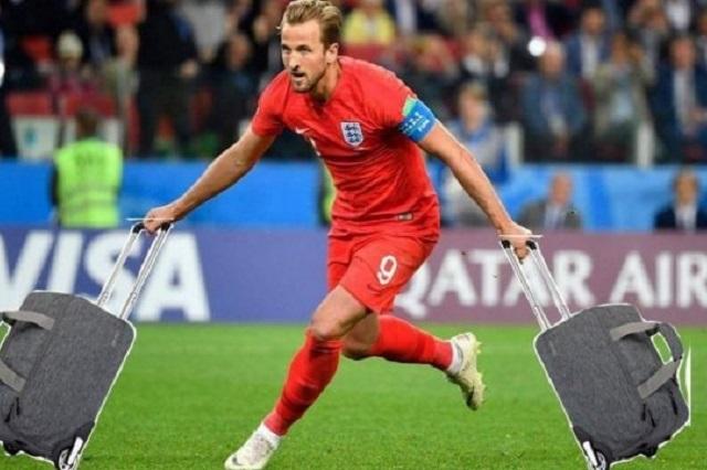Inglaterra otra vez pierde y los memes y colombianos se burlan de ellos