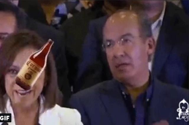 Entre memes y burlas celebran en redes cumpleaños de Felipe Calderón