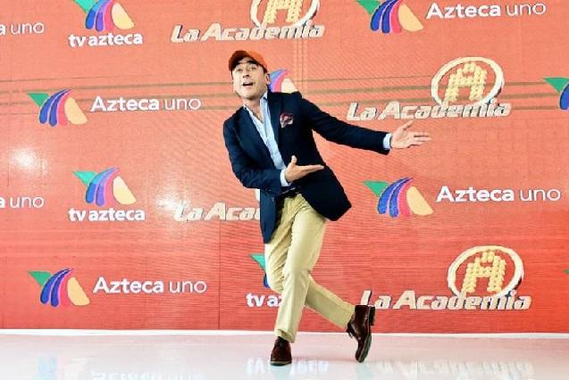 Adal Ramones llega a la Academia de Tv Azteca y los memes lo acaban