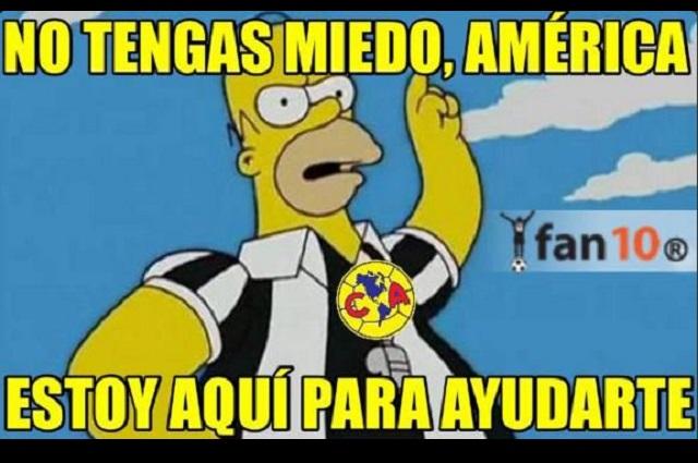 Se burlan con memes de Moisés Muñoz y del América