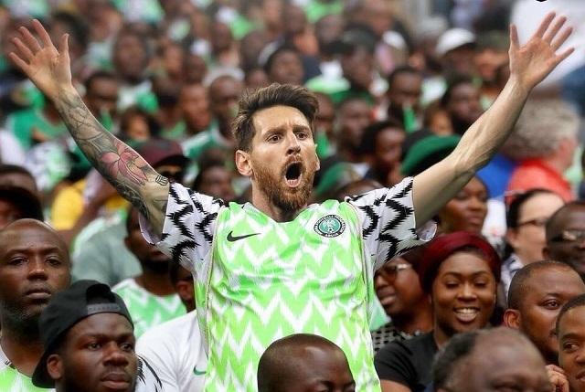 Los memes ponen a temblar y se burlan de Argentina por victoria de Nigeria