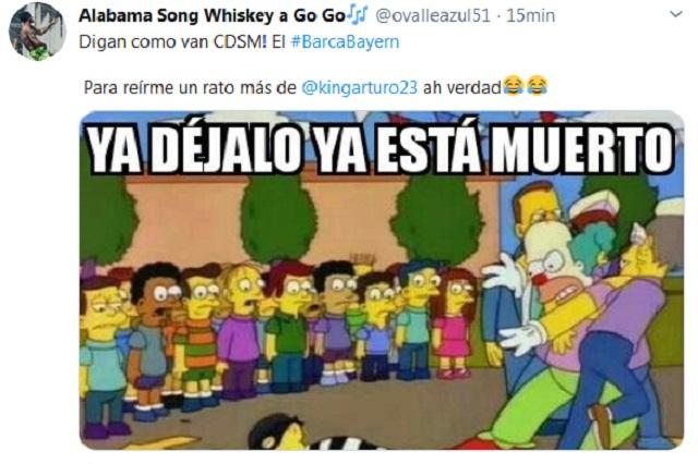 Memes no perdonan al Barcelona y hasta ESPN bromea con Messi