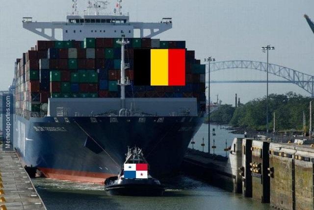 Los memes arrollan a Panamá tras ser goleados por Bélgica