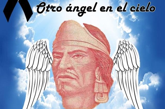 Memes jubilan a Nezahualcóyotl del billete de 100 y reciben a Sor Juana