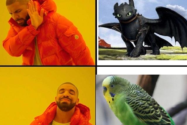 Con memes también le dicen adiós a Chimuelo