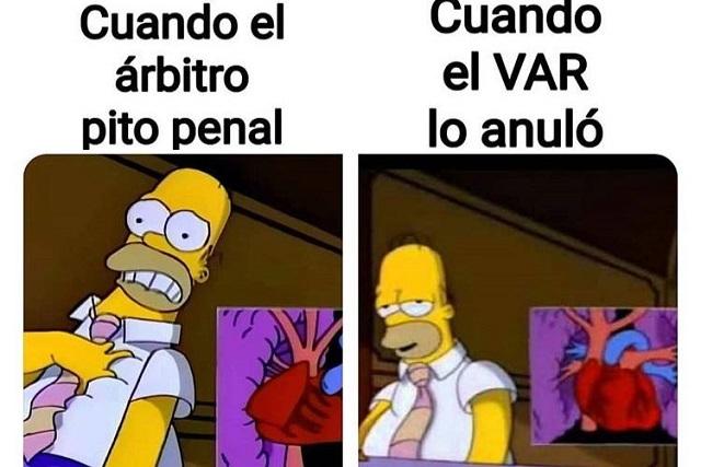 Con memes colombianos sufren, agradecen al VAR y festejan calificación