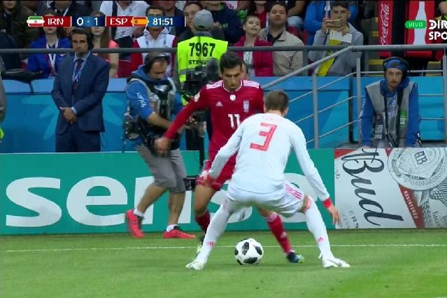 Caño a Piqué y gol de Costa son burla de memes tras victoria de España