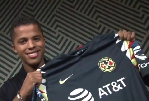 Memes dan la bienvenida a Giovani dos Santos al América