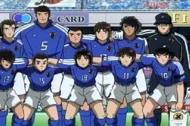 Memes explican por qué Japón derrotó a Colombia: tienen un dream team