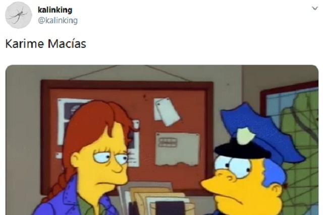 Estallan memes y críticas contra Karime Macías