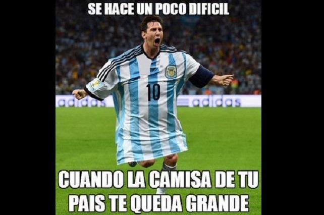61bd383204a0 Lionel Messi no tuvo el inicio de mundial deseado (como lo hizo Cristiano  Ronaldo con sus tres goles ante España) y Argentina empató 1-1 con Islandia.
