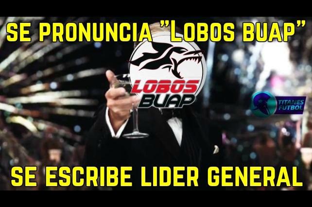 Lobos vence a Pachuca y las redes se le rinden con memes