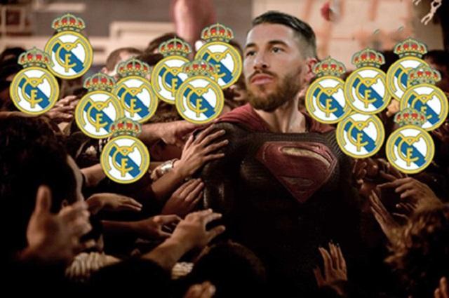 Con memes resumen el empate entre Barcelona y Real Madrid