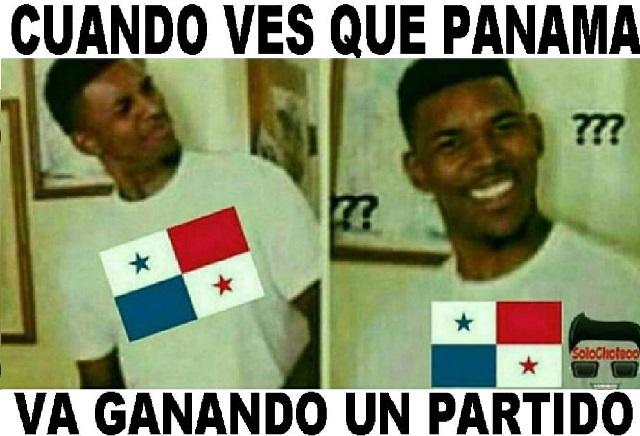 Los memes despiden a Panamá del mundial: perdió todos sus partidos