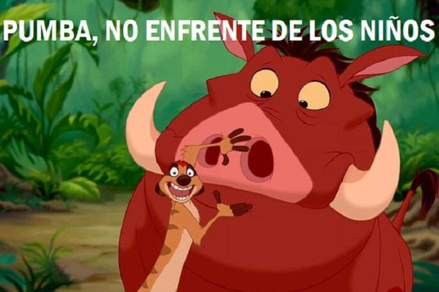 Memes se mofan de Rafa Puente por su desliz en vivo