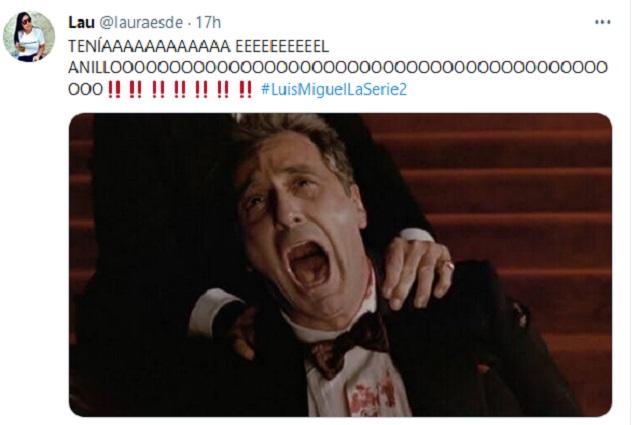 Los memes del anillo de compromiso que Luis Miguel no le dio a Erika