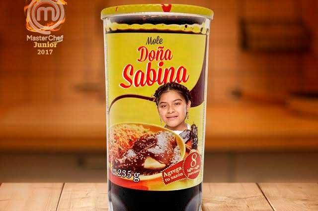 Con memes festejan la salida de María Sabina de MasterChef Junior
