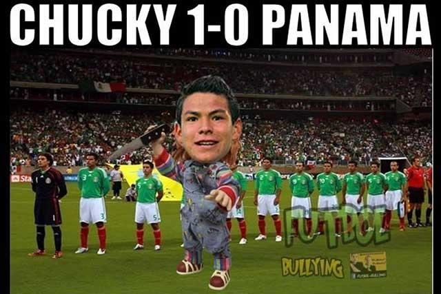 México va al mundial de Rusia y aficionados festejan con memes