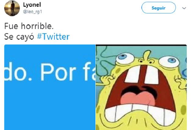 Problemas de Twitter sorprende a usuarios: ya circulan memes y bromas