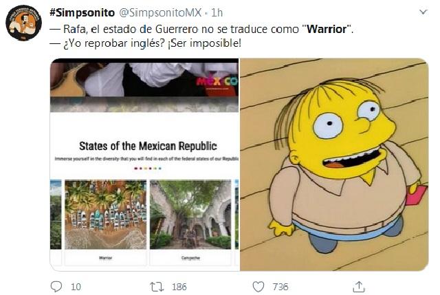 Burlas, memes y hasta propuestas a Visit México para nombrar estados
