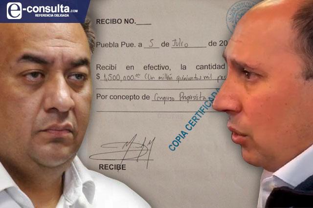 Partida secreta fue a parar a la transición de Barbosa: Manzanilla
