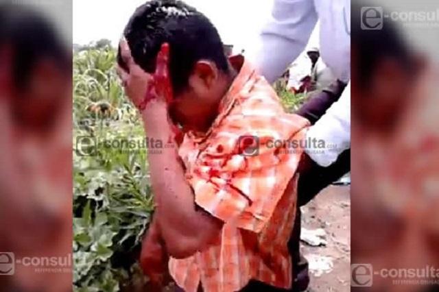 Cierra Diódoro el caso Chalchihuapan; activistas acusan pendientes