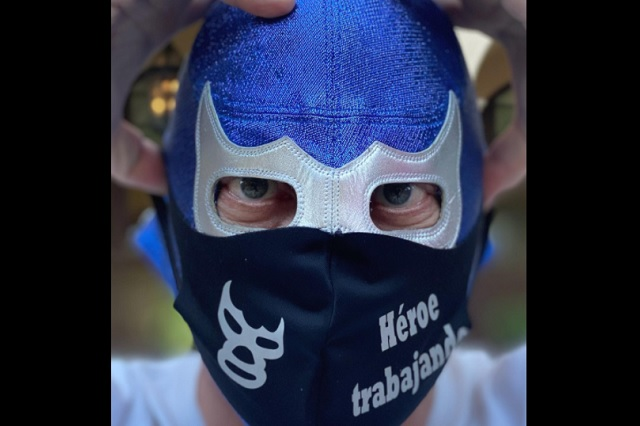 Foto: Facebook / Blue Demon