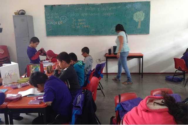 No va a la escuela 1 de cada 3 niños poblanos en edad preescolar: Inegi