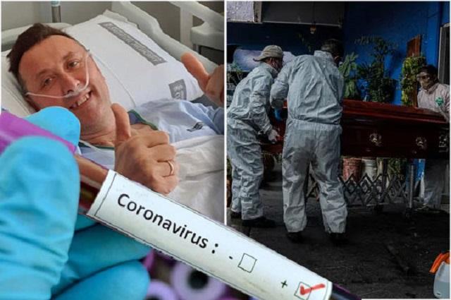 Se mueren más y se curan menos por Covid-19 en Puebla