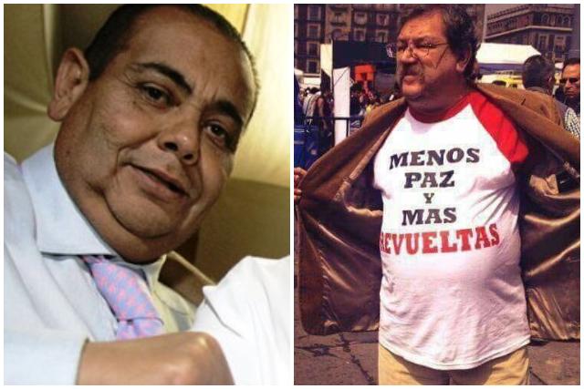 """Tunden a Arturo """"El Rudo"""" Rivera por no saber quienes son Revueltas y Paz"""