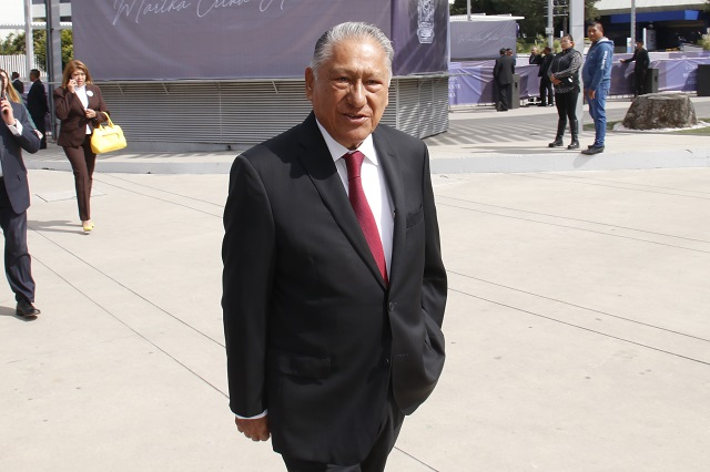 Debe respetarse decisión del TEPJF, dice Melquiades