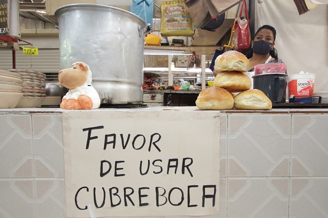 Aplican operativos para impedir ambulantaje en Puebla