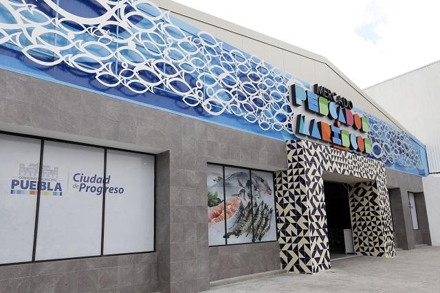Aún con la Cuaresma, ventas no crecen en Mercado de Mariscos