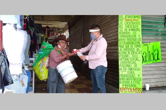 Mercado 16 de marzo pide a autoridades retractarse de cerrar