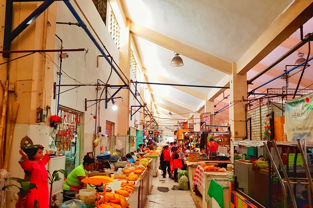 Mercado municipal de Atlixco abre seis días a la semana por Covid.19