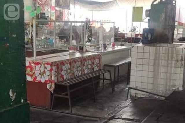 En marcha la remodelación del mercado Ignacio Zaragoza