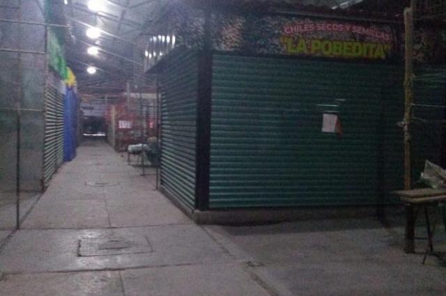 Piden desalojo de vendedores en calle Josefa Ortiz de Tehuacán