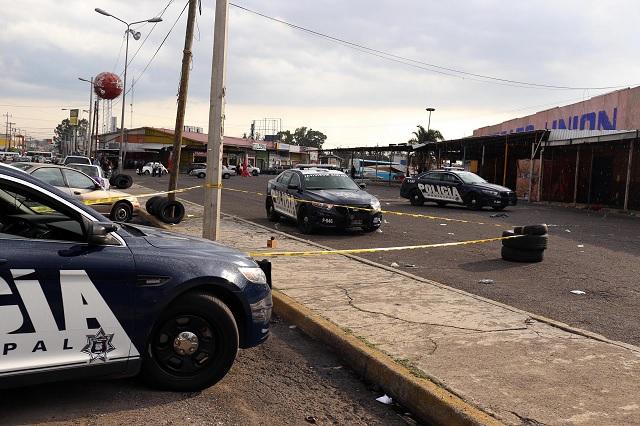 Reportan 2 emergencias diarias en los mercados Unión e Hidalgo
