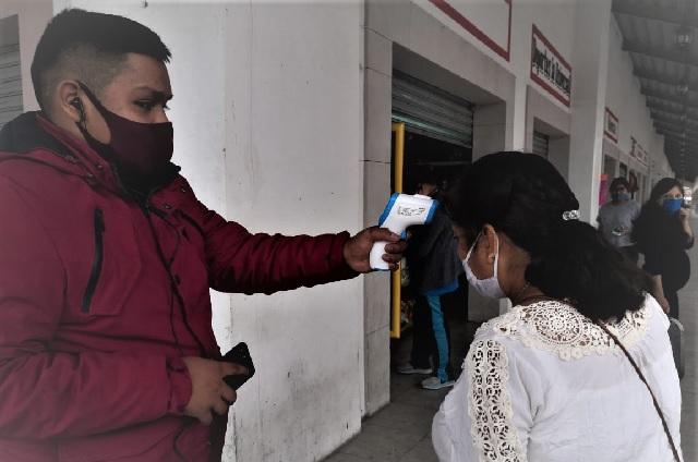 Siguen sin recuperar ventas tianguistas de Teziutlán
